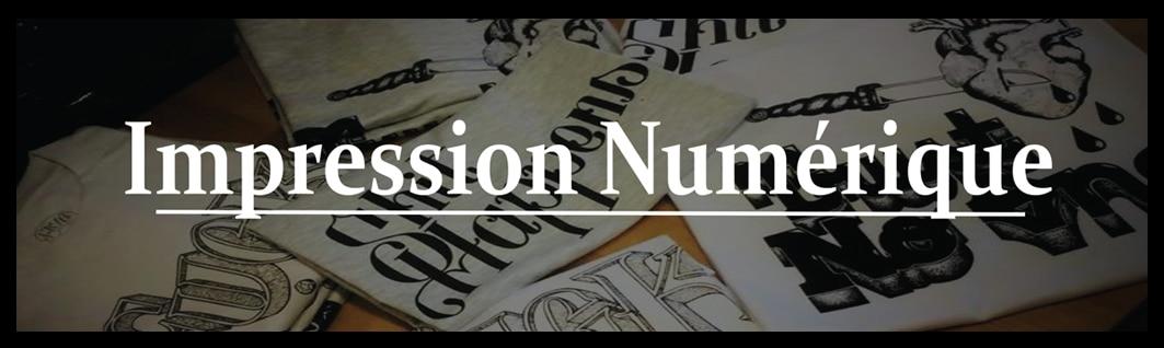 Impression numerique